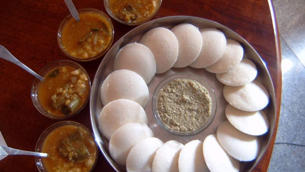 Idli And Sambhar